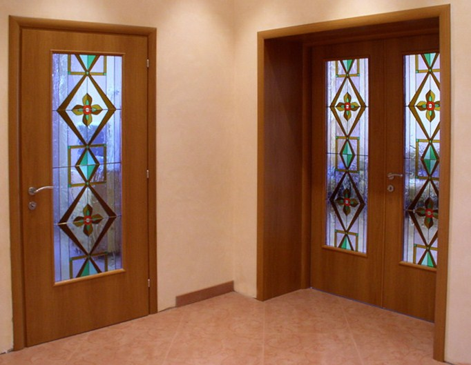 Установка дверей межкомнатных фото